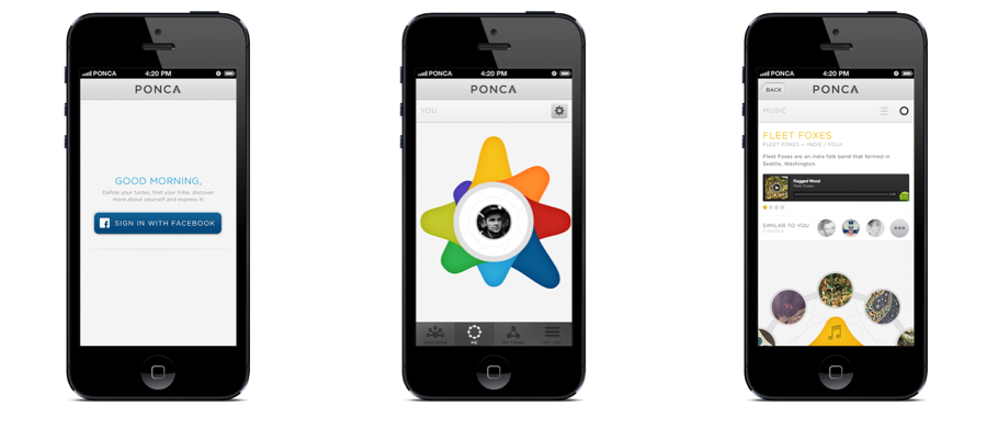 Ponca for iOS