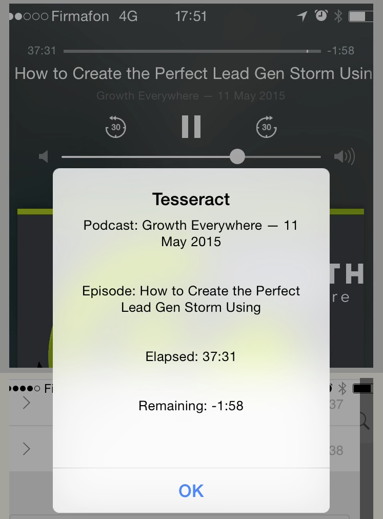 Text Recognition in iOS with Tesseract OCR