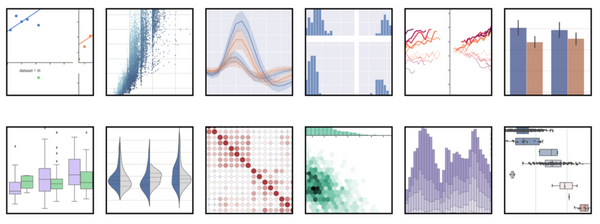 A simple cheat sheet for Seaborn Data Visualization